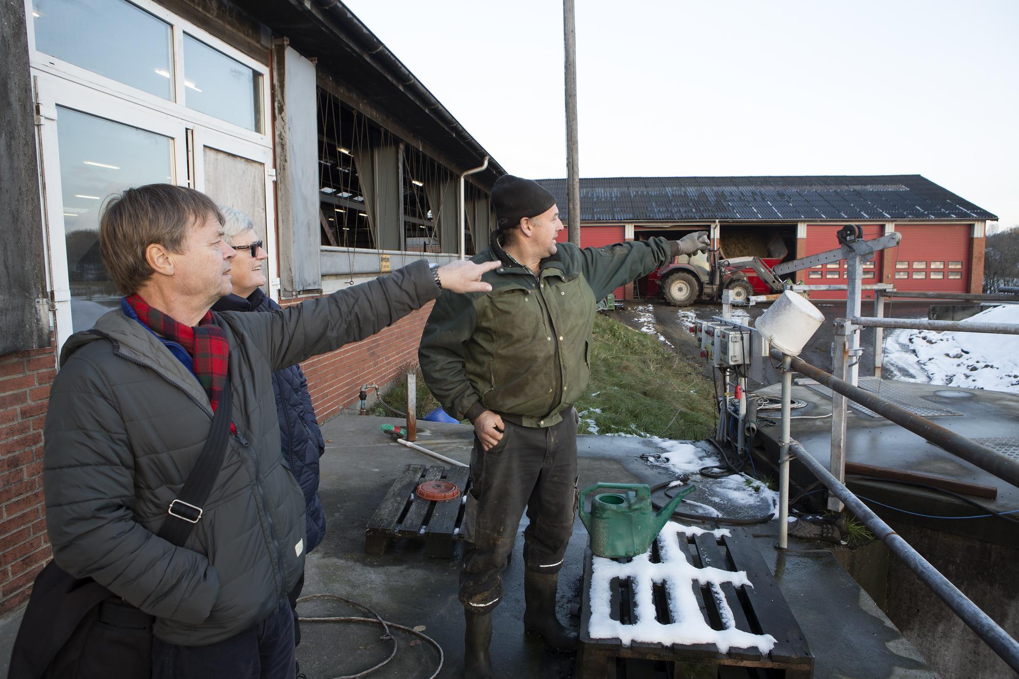 Skovgaard Gårdbutik Og Landbrug, Them. Dato: 10.11.16Foto: Claus Haagensen