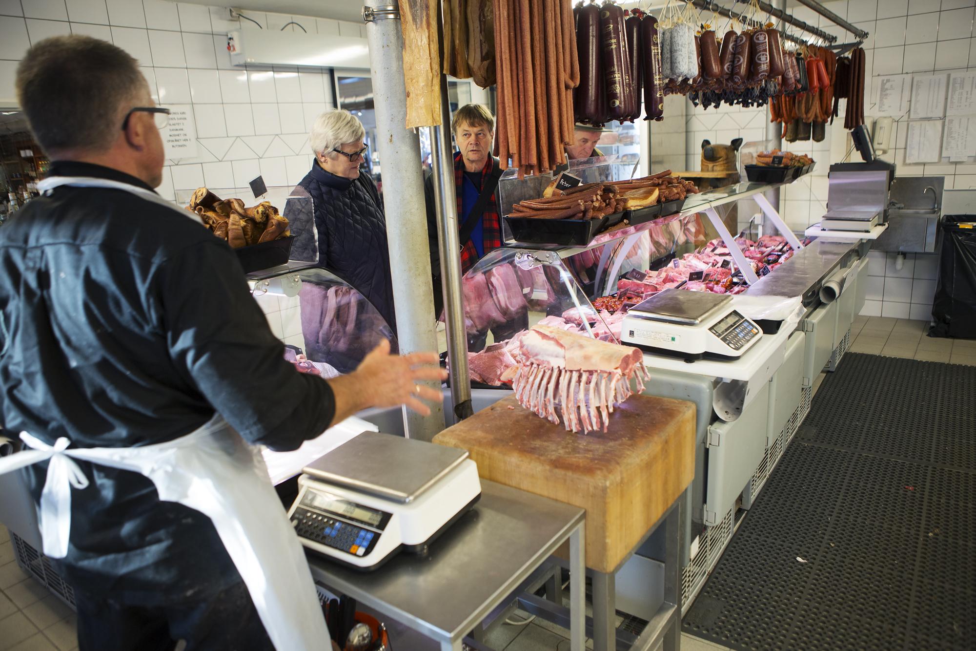 Skovgaard Gårdbutik Og Landbrug, Them. Dato: 10.11.16 Foto: Claus Haagensen
