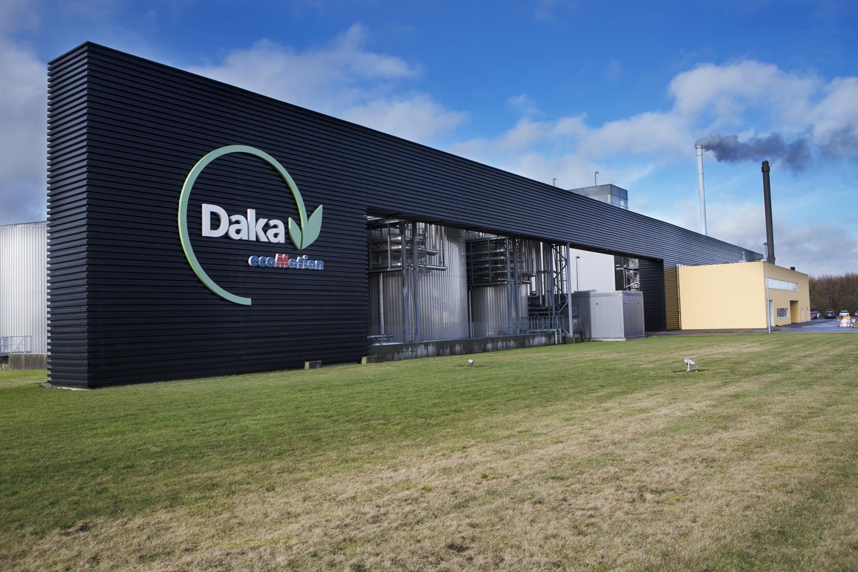 Fabrikkens Facade Er Kendt Af Alle, Der Jævnligt Kører På E45 Ved Hedensted. Foto: Claus Haagensen