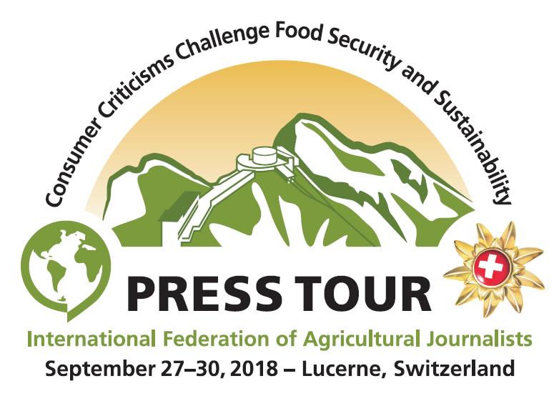Schweiz Pressetur Logo