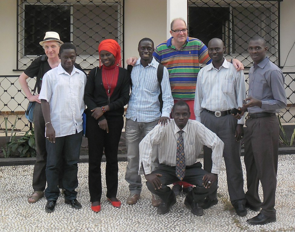 Kursus I Gambia En Succes