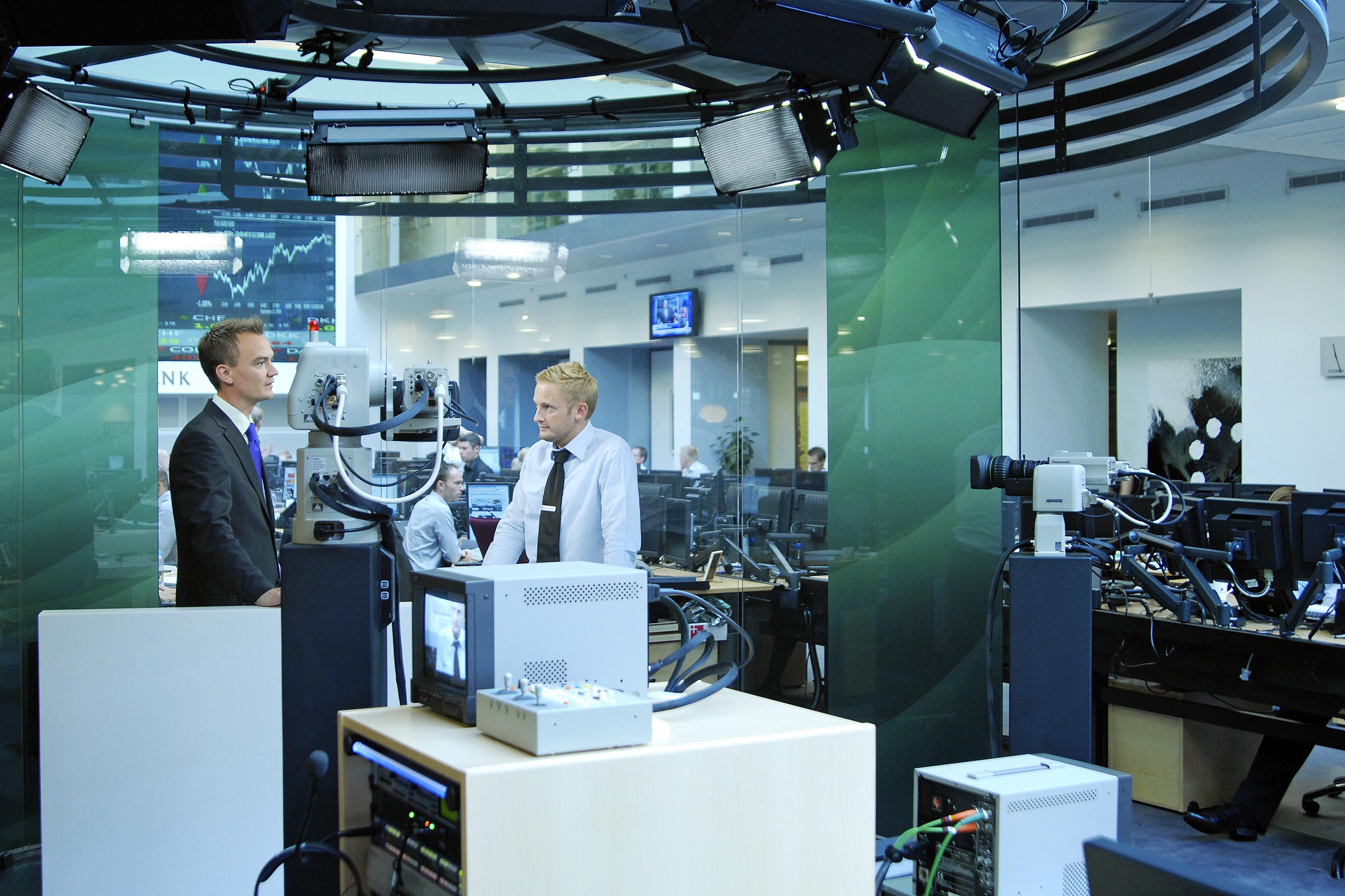 Besøg Hos Verdenspræmieret Jyskebank TV