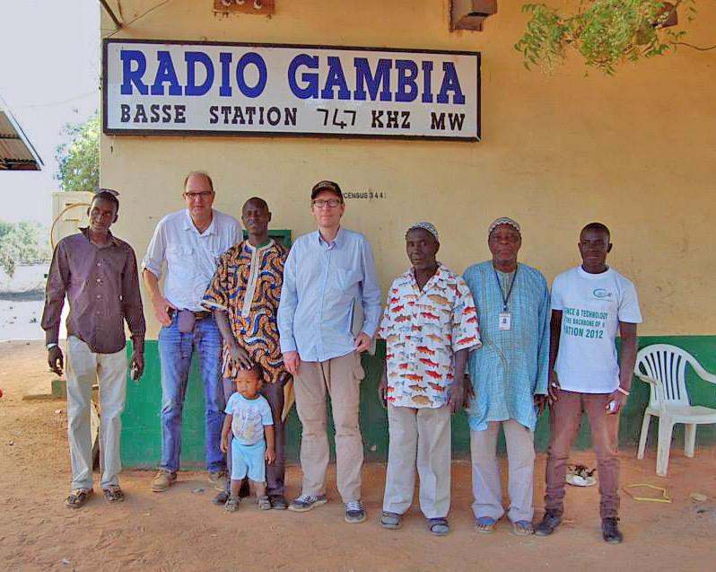 500.000 Kr. Til Danske Fødevare- Og Landbrugsjournalisters Gambia-projekt