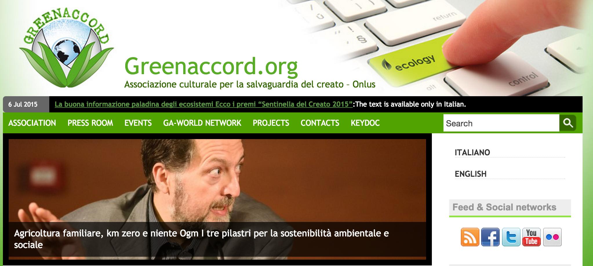 Medlem Med Til International Konference I Italien