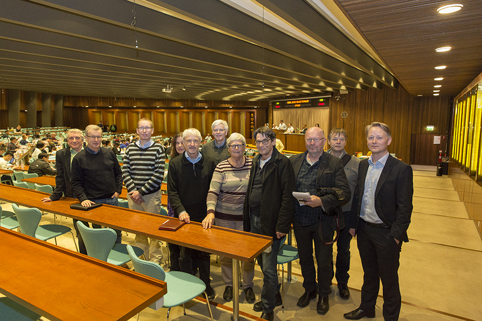 Referat Bestyrelsesmøde 11. Januar 2016