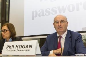 Phil Hogan januar 2016