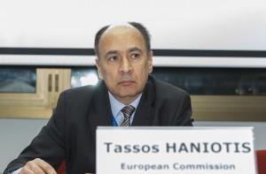 Tassos Haniotis januar 2016