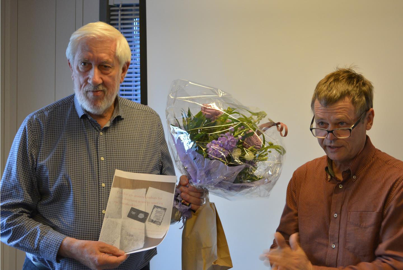 Stor Tak Til Niels Jørgensen