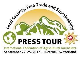 Pressetur Til Schweiz