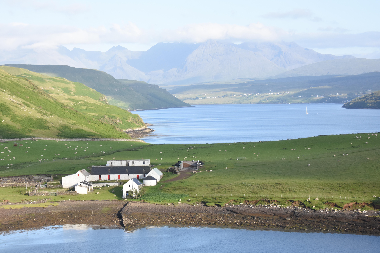 Tag Med Til Skotland I Juni