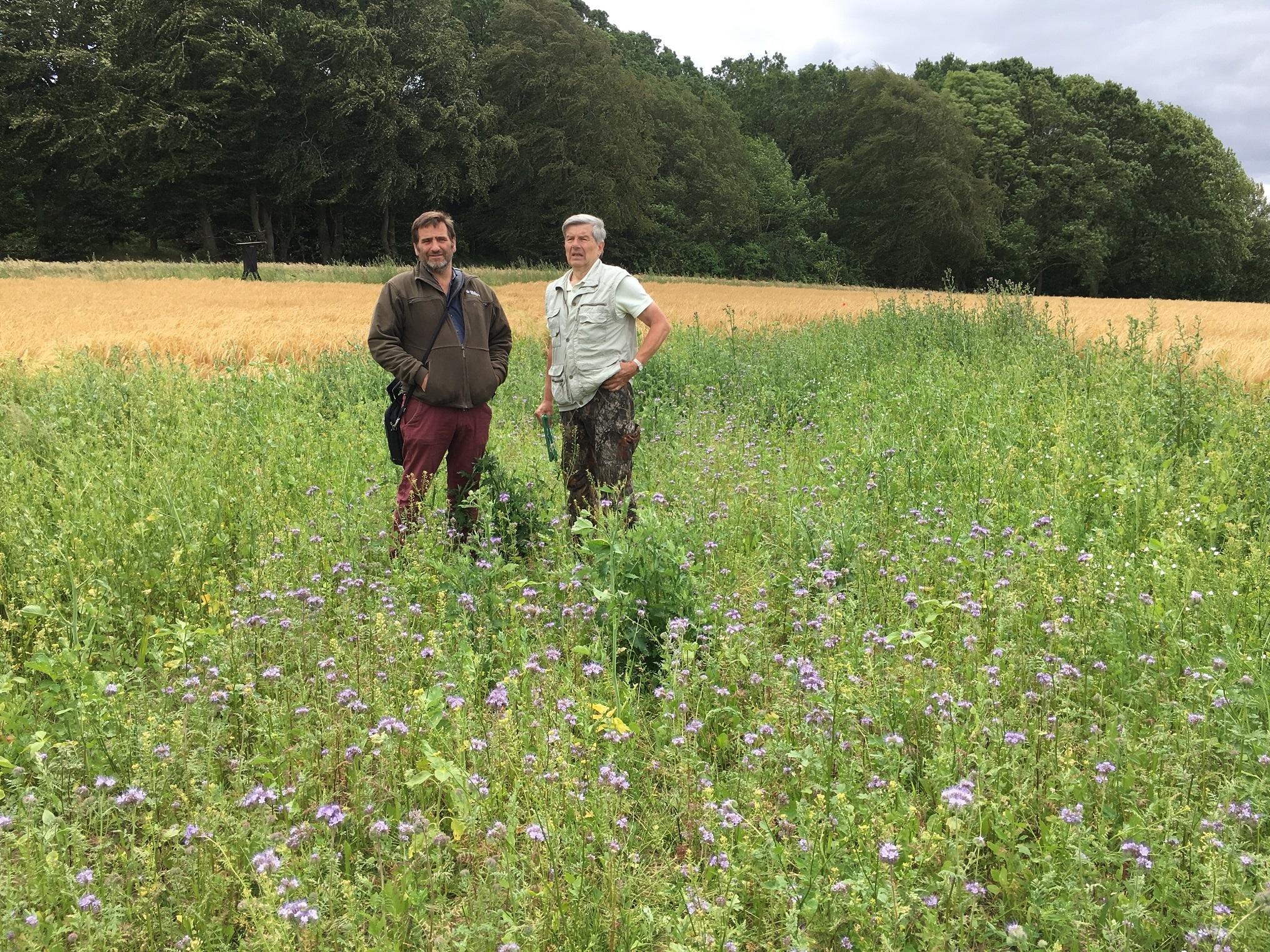 Invitation: Landmænd Som Naturforvaltere D. 20 August På Ryegaard Gods