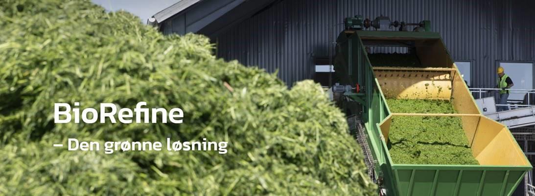 Invitation Til Besøg Hos BioRefine Denmark Den 24. August Kl. 16 – 18