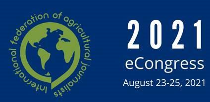 IFAJ E-kongres 2021 Den 23.- 25. August